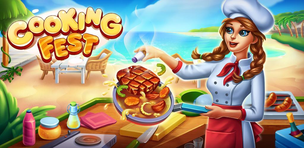 Cooking Fest Chef Restaurant
