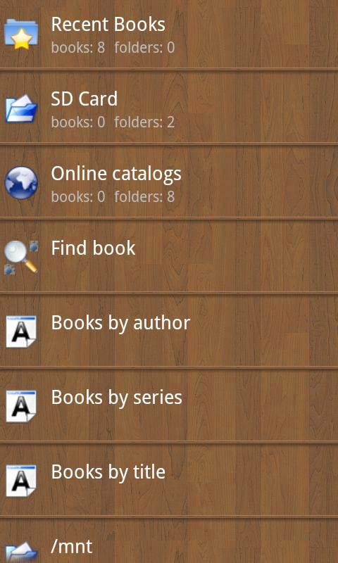 دانلود Cool Reader 3.2.32-1 - برنامه خواندن فایل های متنی در اندروید
