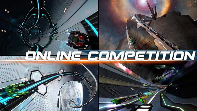 دانلود Cosmic Challenge 2.994 - بازی رسینگ