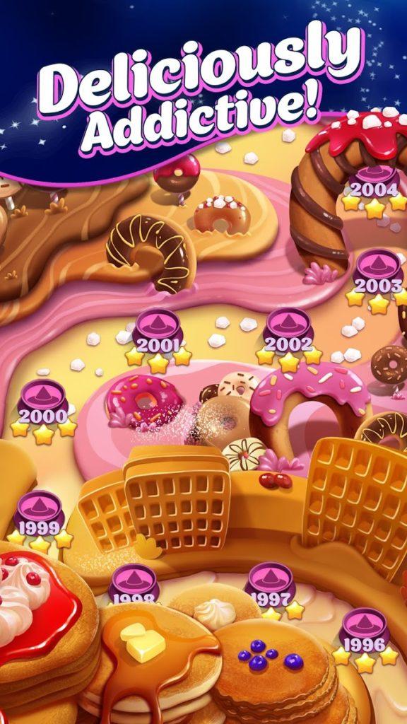 """دانلود Crafty Candy – Match 3 Adventure 1.80.0 - بازی پازل محبوب """"آب نبات خوشمزه"""" اندروید + مود"""