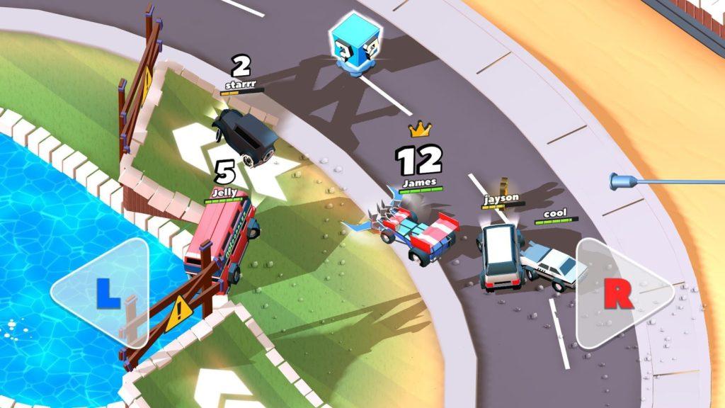 دانلود Crash of Cars 1.3.42 - بازی محبوب نبرد ماشین ها اندروید + مود