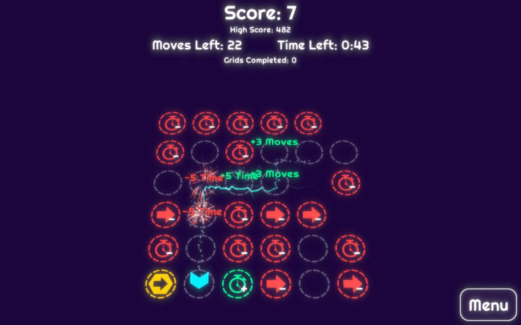 دانلود CrawlHack - A Navigational Strategy / Puzzle Game 1.3.1 - بازی فکری متفاوت
