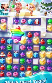 Crazy Cake Swap 2 175x280 دانلود Crazy Cake Swap 1.45.1 – بازی پازل کیک ها آندروید + مود