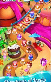 Crazy Cake Swap 3 175x280 دانلود Crazy Cake Swap 1.45.1 – بازی پازل کیک ها آندروید + مود