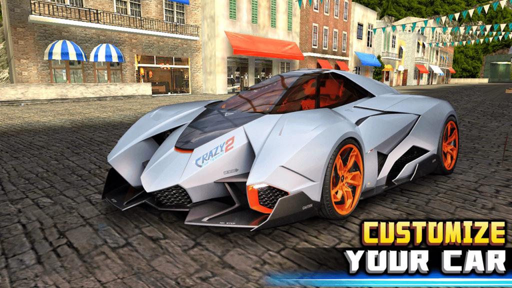 دانلود Crazy for Speed 2 2.7.3935 - بازی اتومبیلرانی