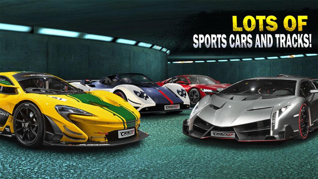 دانلود Crazy for Speed 5.6.3935 - بازی اتومبیلرانی