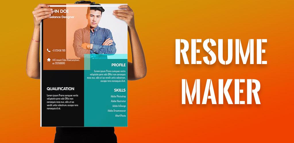 Creative Resume Builder & Innovative CV Maker PRO