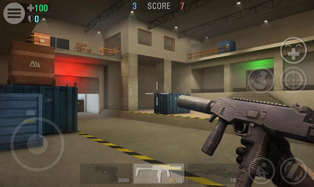 دانلود Crime Revolt - Online Shooter 2.17 - بازی تفنگی