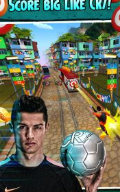 Cristiano Ronaldo: Kick'n'Run Games