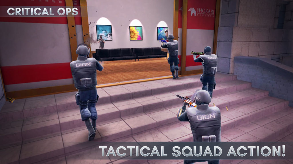 دانلود Critical Ops 0.9.12.f236 - بازی اکشن
