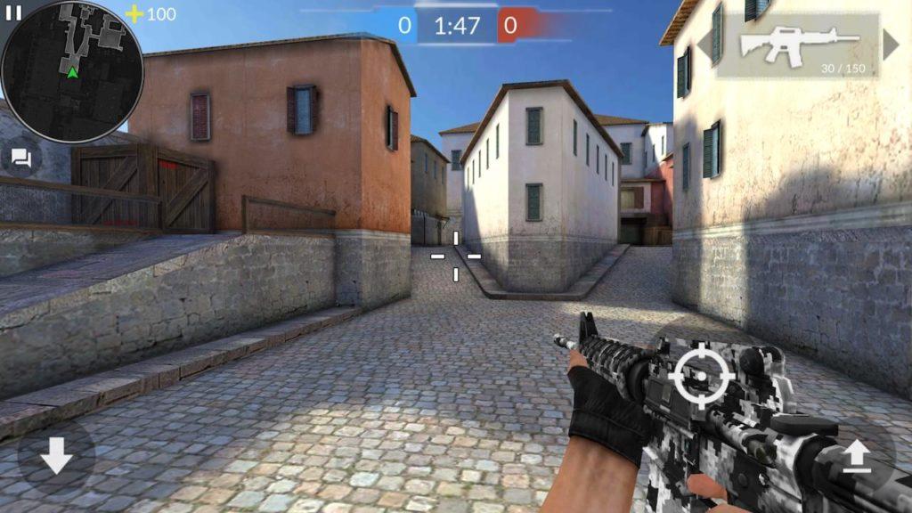 دانلود Critical Strike CS: Counter Terrorist Online FPS 8.3 - بازی اکشن کانتر استریک اندروید + مود