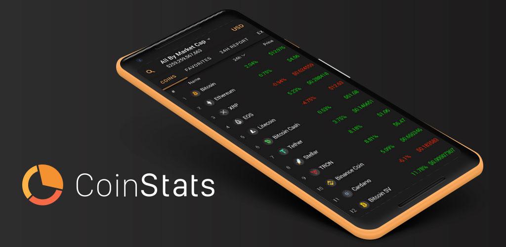 Crypto Tracker & Bitcoin Price - Coin Stats Pro