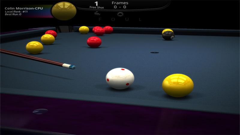 دانلود Cueist 2.0 - واقعی ترین بازی ورزشی بیلیارد - اسنوکر اندروید !