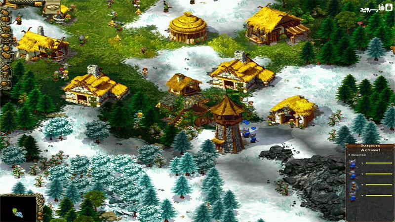 دانلود Cultures: Northland 1.0 - بازی فوق العاده