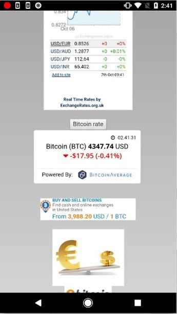 دانلود Currency Converter Easily+ 1.4.4 B-118 - مبدل سریع و آسان نرخ ارز مخصوص اندروید