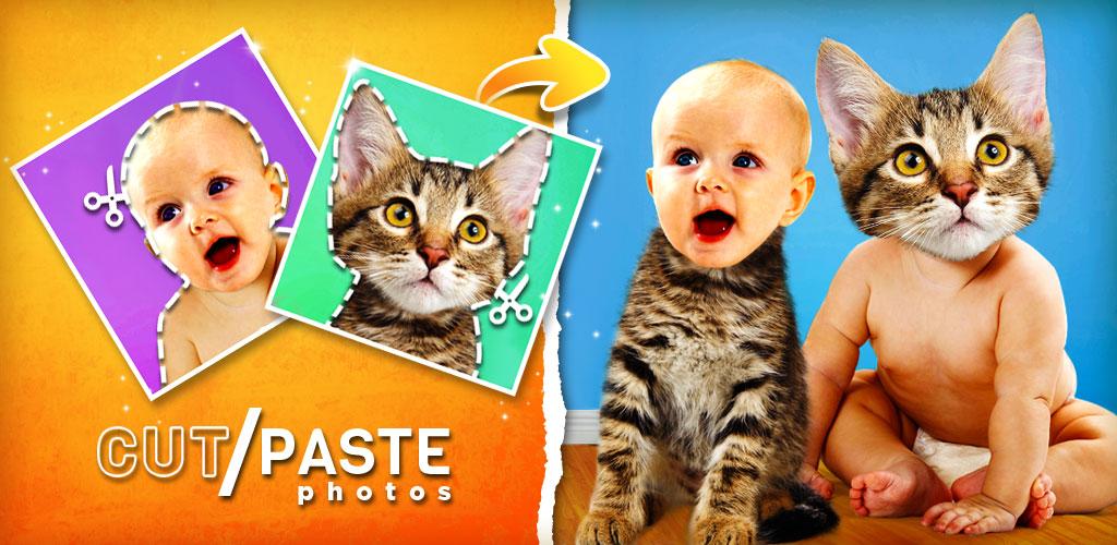 Cut Paste Photos PRO