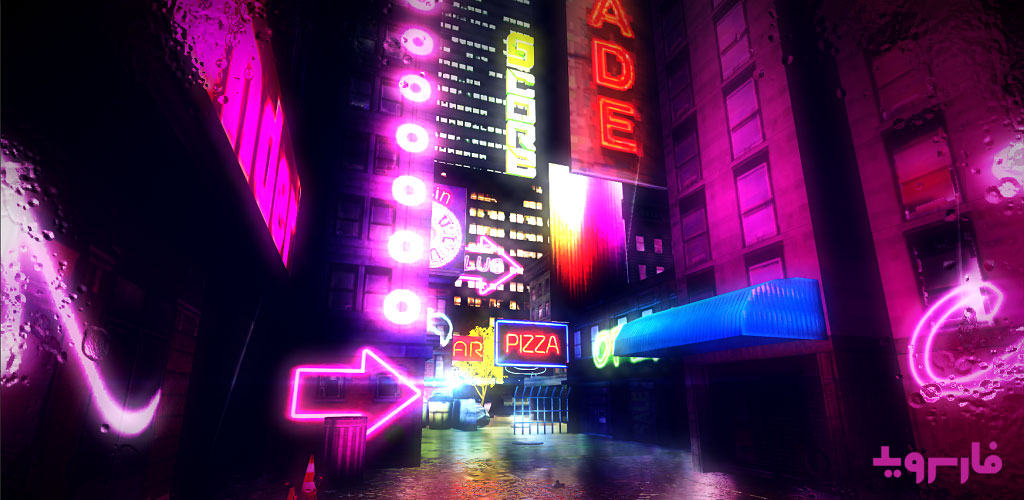 Cyberpunk 2069 - سایبرپانک 2069