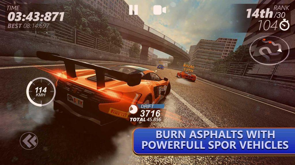 دانلود DRIVELINE : Rally, Asphalt and Off-Road Racing 1.03 - بازی ماشین سواری فوق العاده اندروید + مود
