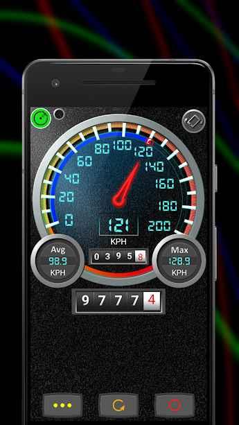 دانلود DS Speedometer PRO 6.98 - برنامه تبدیل اندروید به کیلومتر شمار هوشمند!