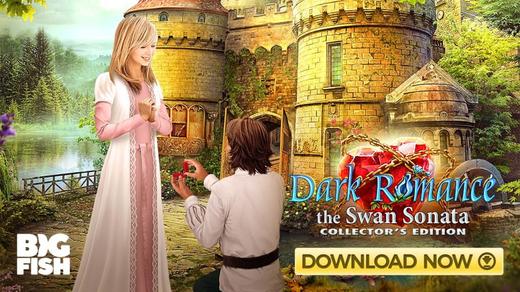 دانلود Dark Romance: The Swan Sonata Full 1.0.0 - بازی ماجراجویی فوق العاده