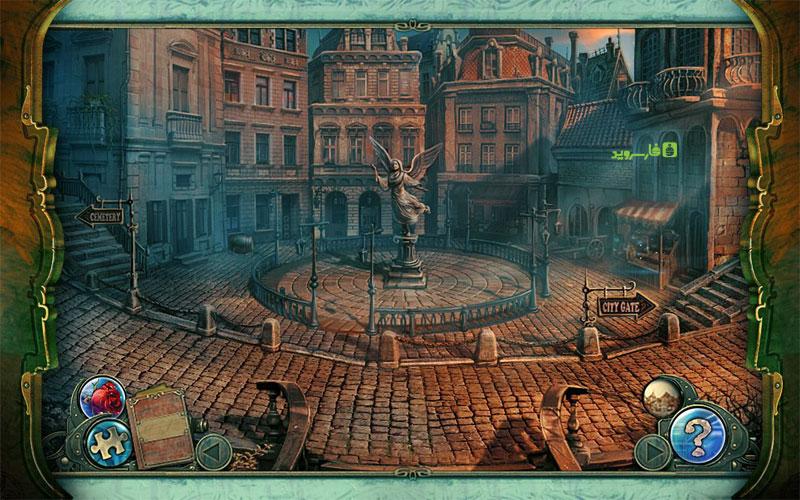 دانلود Dark Tales: Buried Alive 1.0 - بازی ماجرایی داستان های تیره اندروید + دیتا