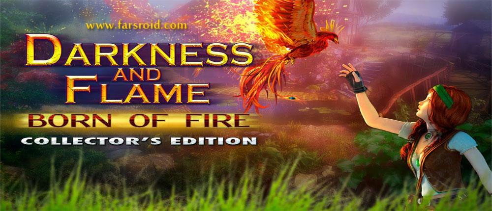 دانلود Darkness and Flame Full - بازی فکری عالی اندروید + دیتا