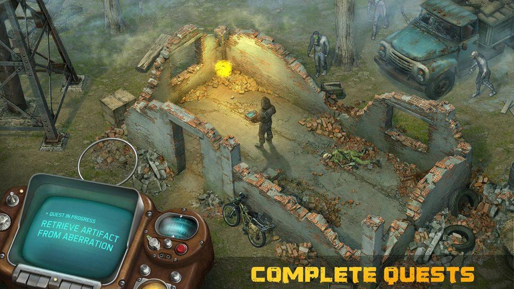 دانلود Dawn of Zombies: Survival after the Last War 2.25 b376 - بازی اکشن فوق العاده