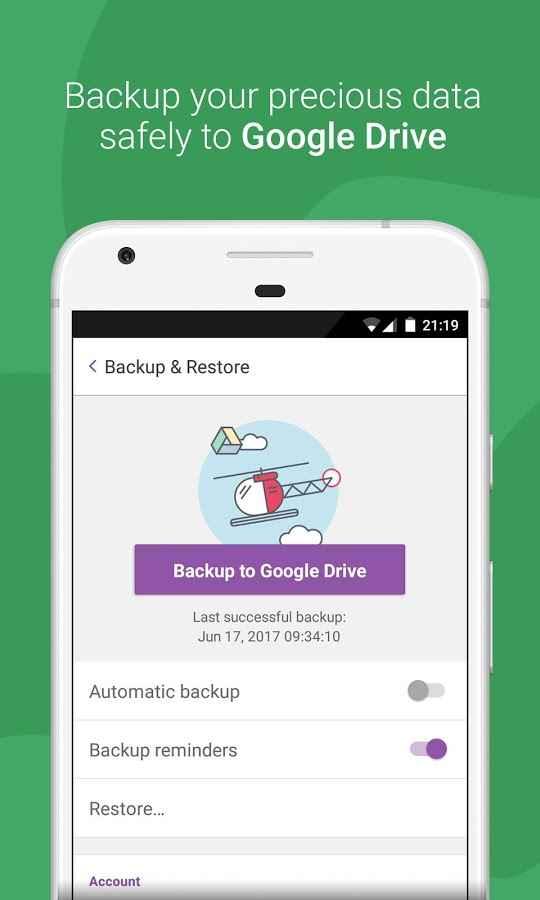 دانلود Daylio Premium 1.19.2 - برنامه دفترچه خاطرات خصوصی اندروید !