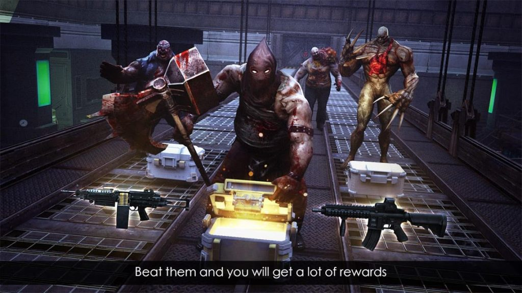 دانلود Death Invasion: Survival 1.0.38 - بازی اکشن