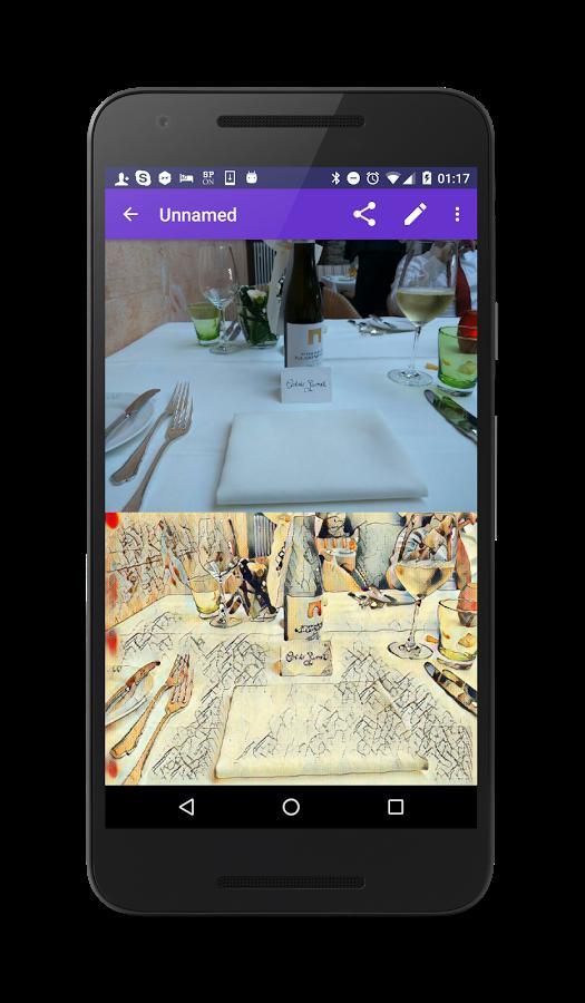 دانلود Deep Art Effects: Photo Filter PRO 1.5.5 - تبدیل عکس ها به نقاشی و تصاویر هنری در اندروید