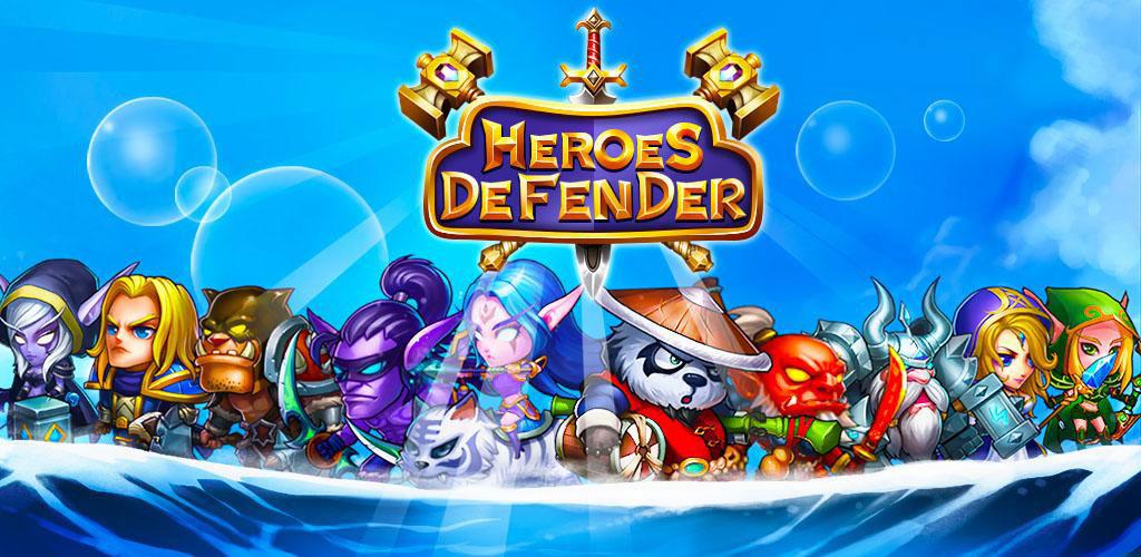 Defender Heroes: Castle Defense - Epic TD Game Premium