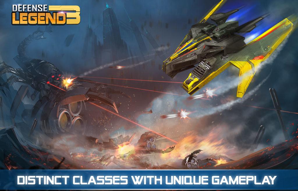 دانلود Defense Legend 3: Future War 2.3.8.97 - بازی استراتژی