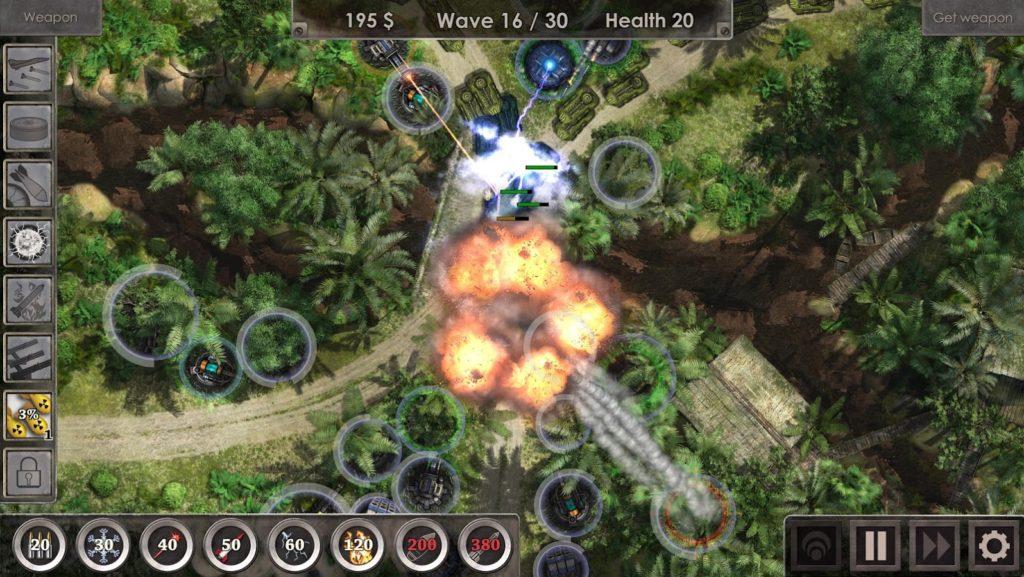دانلود Defense Zone 3 Ultra HD 1.3.4 - بازی منطقه دفاعی 3 اندروید + مود