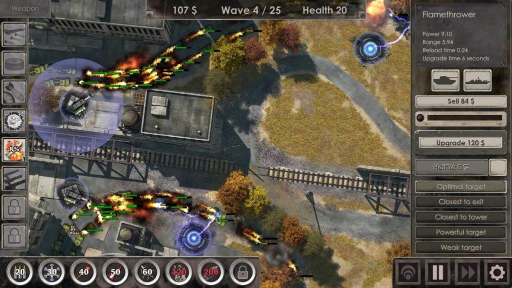 دانلود Defense Zone 3 Ultra HD 1.2.5 - بازی منطقه دفاعی 3 اندروید + مود + دیتا
