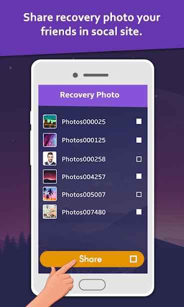 دانلود Deleted Photo: Recovery & Restore Premium 1.7 - برنامه سریع و قدرتمند ریکاوری تصاویر اندروید!