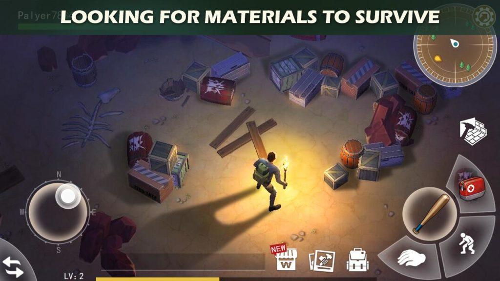 دانلود Desert storm:Zombie Survival 1.2.2 - بازی بقا