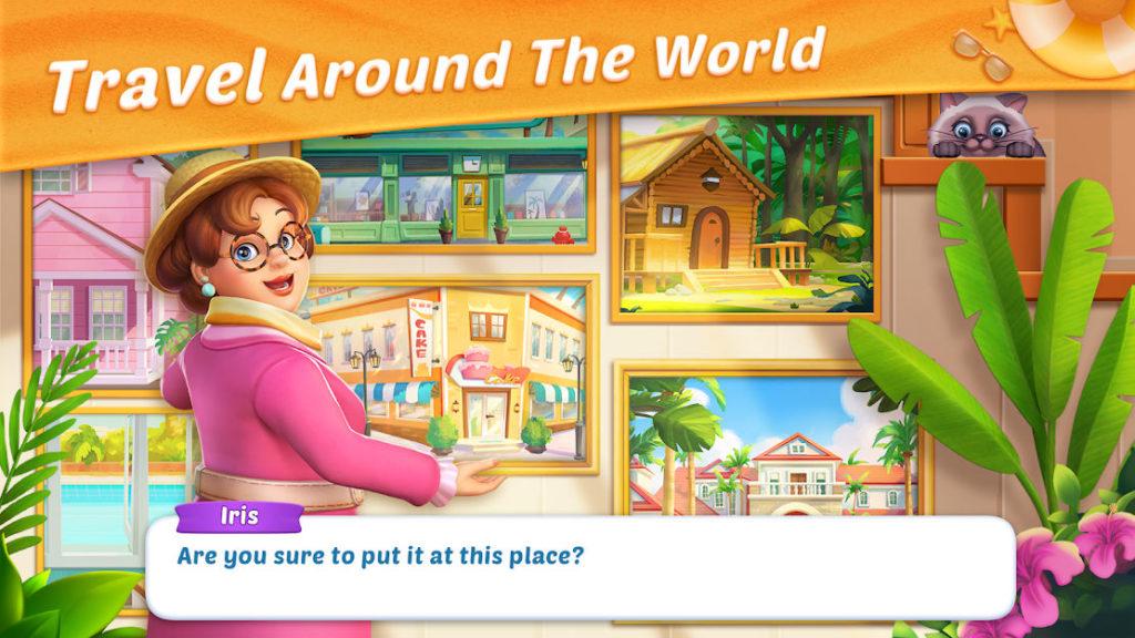 دانلود Design Island 2.7.0 - بازی مدیریتی-پازلی جالب