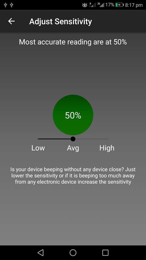 دانلود DetectIT Device and Camera Detector ADs FREE 1.6 - برنامه پیدا کردن مکان دوربین های مدار بسته اندروید