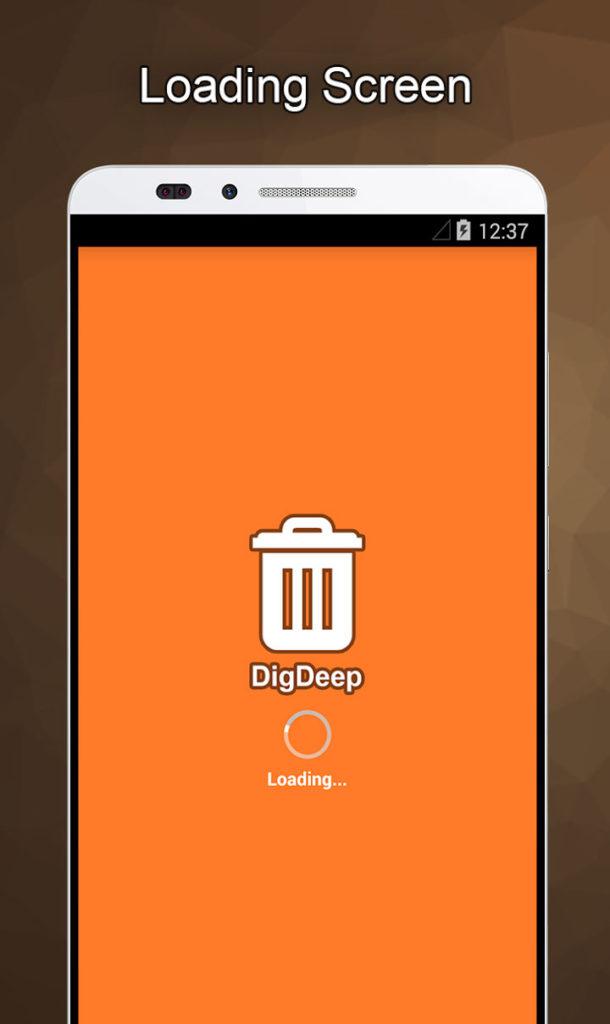 دانلود DigDeep Image Recovery 3.1.1 - بهترین برنامه ریکاوری عکس های پاک شده مخصوص اندروید !