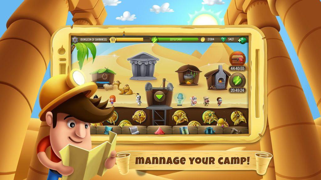 دانلود Diggy's Adventure 1.5.153 - بازی پرطرفدار