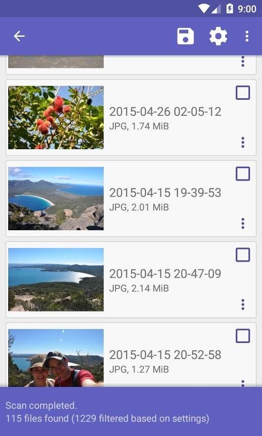 دانلود DiskDigger Pro file recovery 1.0-pro-2019-05-24 - برنامه ریکاوری فایل اندروید + مود