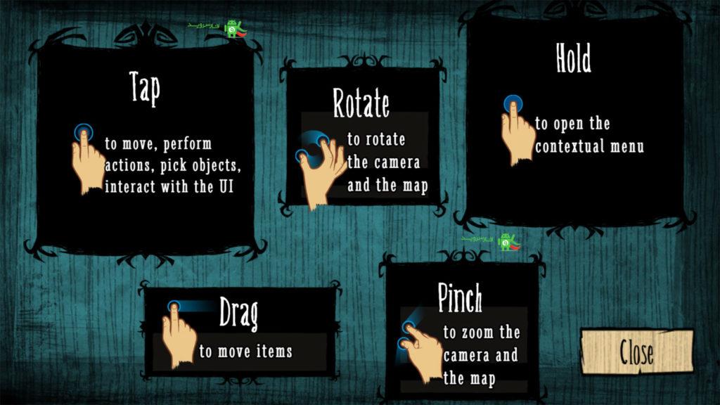 دانلود Don't Starve: Shipwrecked Full 0.19 - بازی فکری خارق العاده اندروید + دیتا