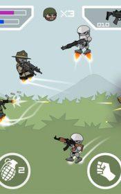 Doodle Army 2 Mini Militia 4 175x280 دانلود Doodle Army 2 : Mini Militia 4.0.42 – بازی اکشن ارتش احمق آندروید + مود