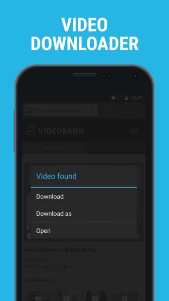 دانلود Downloader & Private Browser Pro 2.5.22 - مدیریت دانلود و مرورگر وب اندروید !