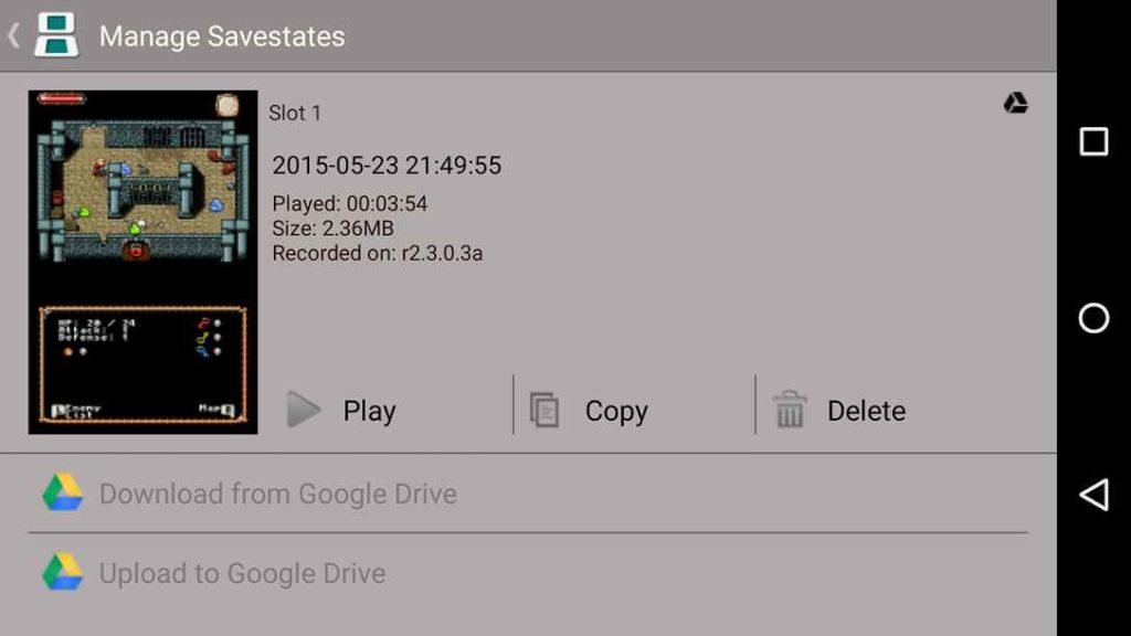 دانلود DraStic DS Emulator r.2.5.0.4a - شبیه ساز پر سرعت نینتندو DS در اندروید !