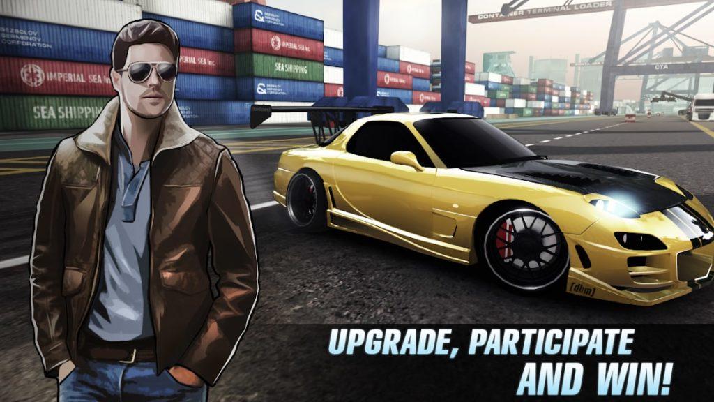 دانلود Drag Battle Racing 3.21.21 - بازی محبوب