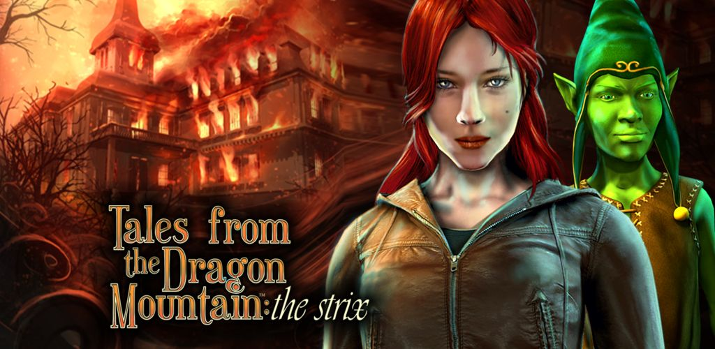 Dragon Tales: The Strix