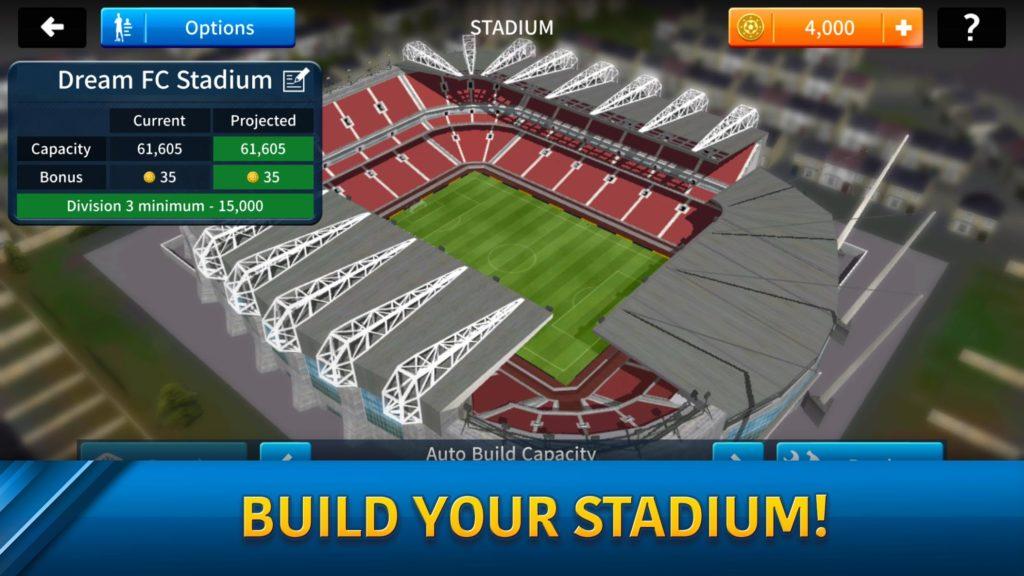 دانلود Dream League Soccer 2019 6.13 - بازی لیگ رویایی فوتبال 2019 اندروید + مود + دیتا