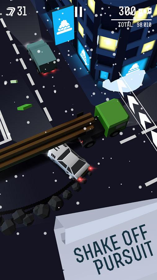 دانلود Drifty Chase 2.1.1 - بازی سرگرم کننده