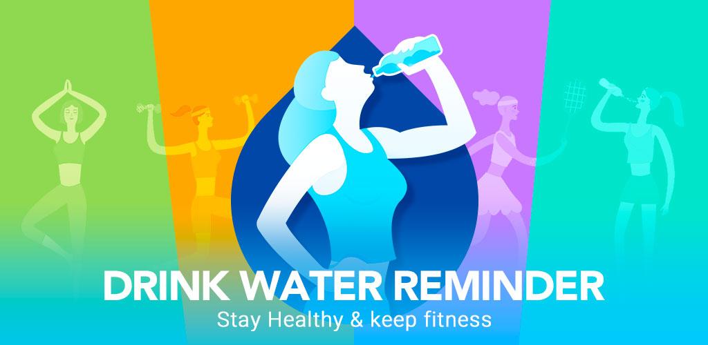 Drink Water Reminder Water Tracker & Alarm